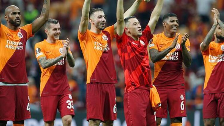 Son dakika: Galatasarayın Kayseri kadrosu belli oldu Halil Dervişoğlu, Berkan ve Cicaldau kadroda yok