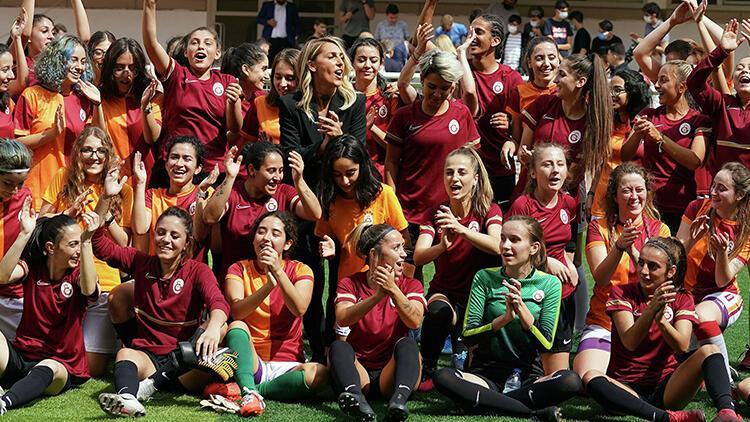 TFFden 6 kulübe büyük müjde En üst Kadınlar Liginde oynayacaklar
