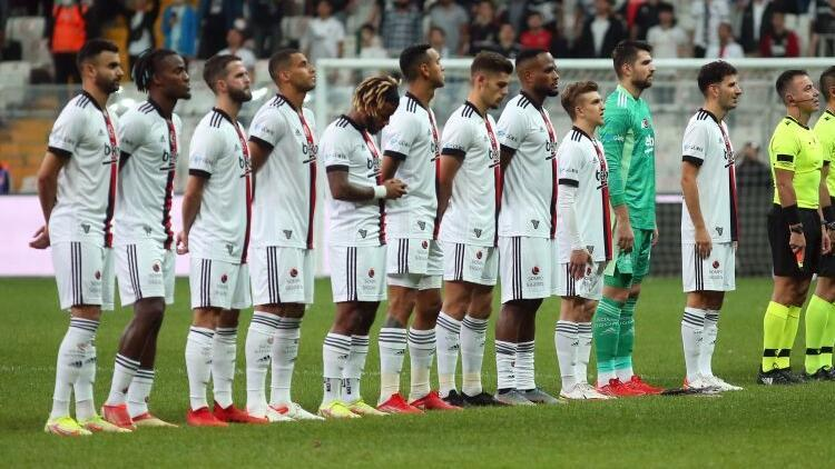 Son dakika: Beşiktaş Adana Demirspor maçı sonunda ortalık karıştı, Rosier kırmızı gördü