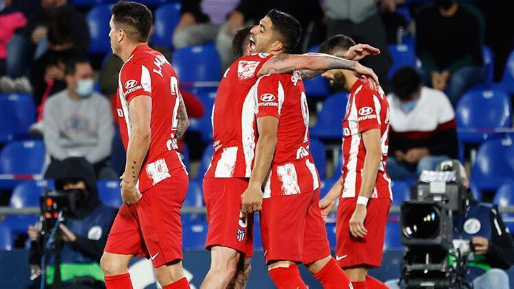 Getafe 1 - 2 Atletico Madrid (Maç özeti)
