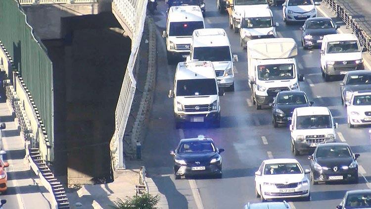 Trafikteki yeni kâbus çakarlı minibüsler