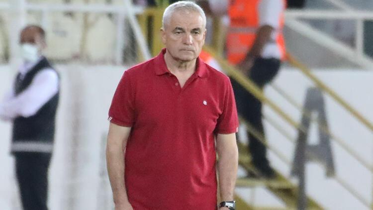 Rıza Çalımbay: Yeni Malatyaspor maçı dönüm maçımızdı