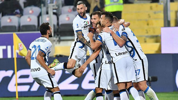 Fiorentina 1 - 3 Inter (Maç özeti)