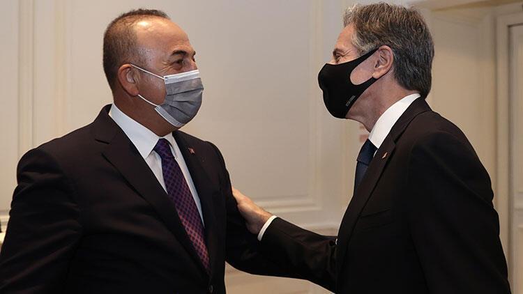 Bakan Çavuşoğlu ve ABDli mevkidaşı Blinkendan Afganistanda yakından çalışmaya devam vurgusu