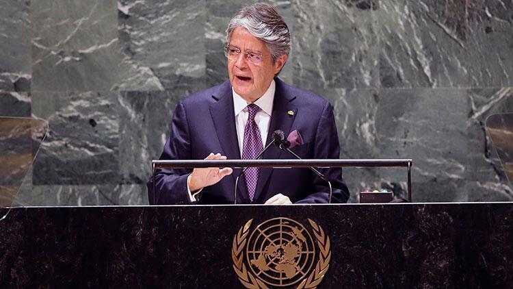 Ekvador Devlet Başkanı Lassodan dünyaya göç krizi için işbirliği çağrısı