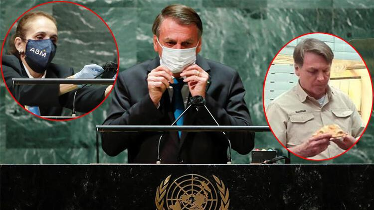 BM Genel Kurulunda Kovid-19 şoku Sağlık Bakanı virüse yakalandı