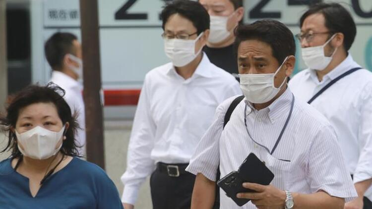Japonyada koronavirüs OHALi ay sonu kaldırılacak