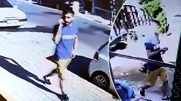 Avcılarda uyuyan kişinin cep telefonunu çalan hırsızı dövmesi yakalattı