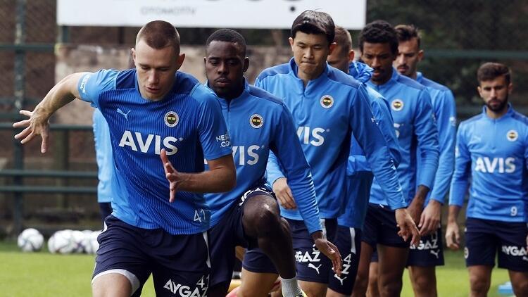 Fenerbahçede Giresunspor maçı öncesi 6 eksik