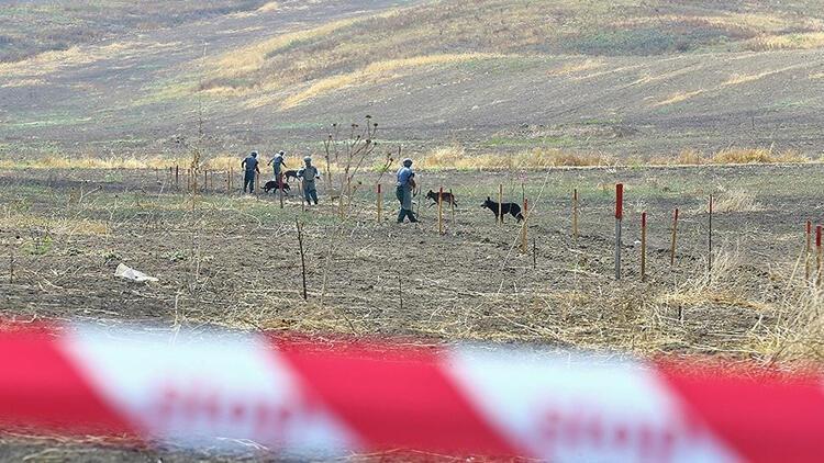 Azerbaycan, Ermenistanın döşediği 16 binden fazla mayını imha etti
