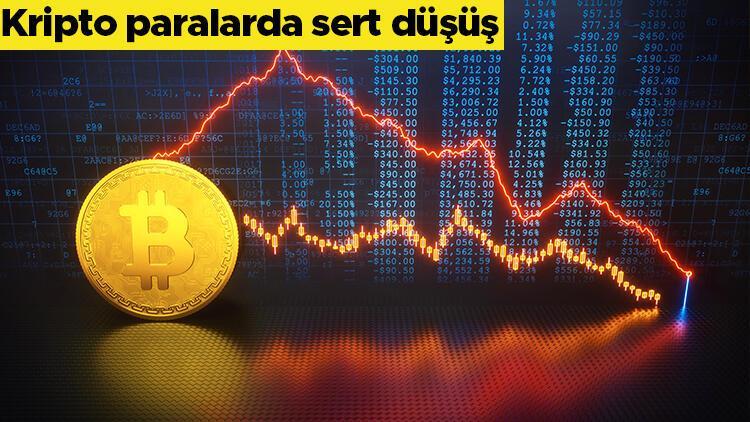 Son dakika... Bitcoin 40 bin doların altını gördü