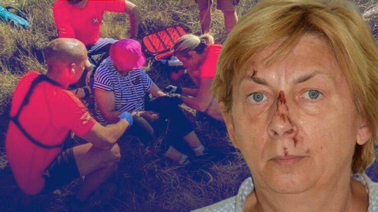 Hırvatistanda akılalmaz olay... Polis gizemli kadının kimliğini bulmaya çalışıyor