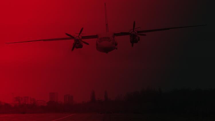 Son dakika: Rusyada bir uçak radardan kayboldu