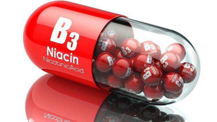 Nikotinamid (B3 Vitamini) Nedir, Ne İşe Yarar? İşte Nikotinamid (B3 Vitamini) Faydaları
