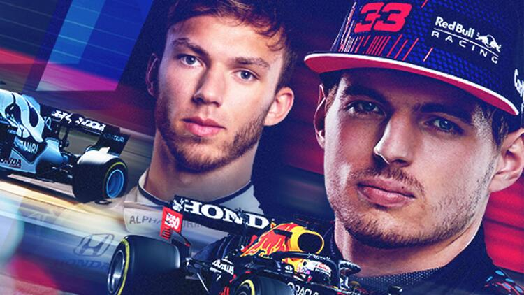Max Verstappen ve Pierre Gasly, Türkiye'deki rakiplerini bekliyor