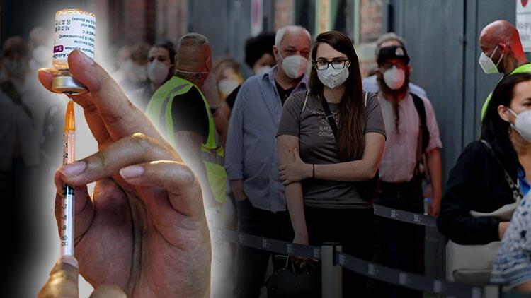 Almanyadan flaş koronavirüs aşısı kararları Hayat onlar için artık daha zor