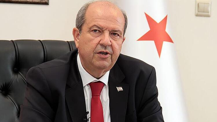 KKTC Cumhurbaşkanı Tatar, Rum-Yunan tarafının Başpiskoposa yaptığı saldırıları kınadı
