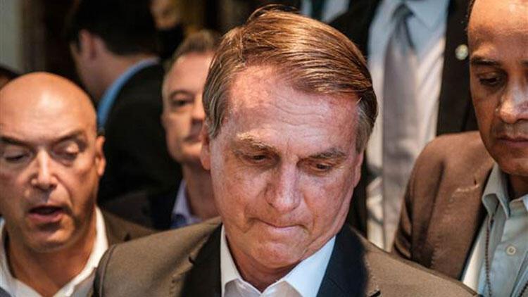 Brezilya Devlet Başkanı Bolsonaro, koronavirüs karantinasına girdi