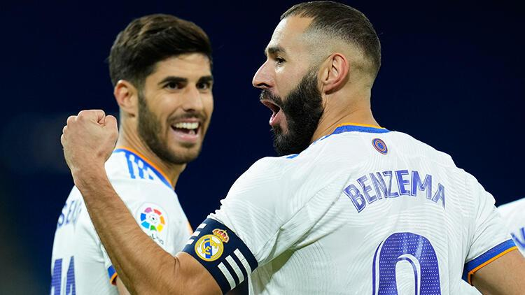Real Madrid 6 - 1 Mallorca (Benzema tarihe geçti, maç özeti)