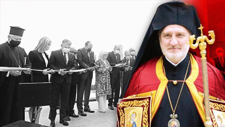 Her zaman bekleriz başpiskopos Yunanistan'dan 'Türkevi'ne niye gittin' tecridi