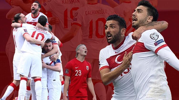 Milli maç ne zaman İşte Türkiye-Norveç maçının tarih bilgisi