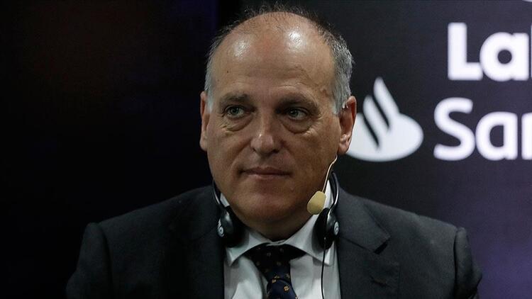 LaLiga Başkanı Tebas, futbol sistemini eleştirdi