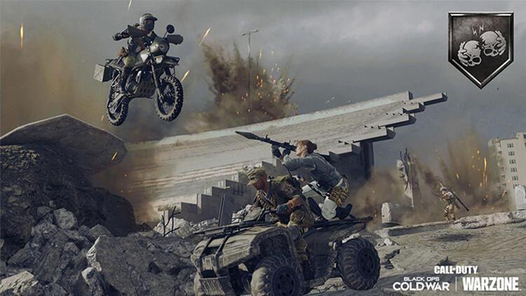 Yeni Warzone etkinliğindeki Redacted silahlar nedir