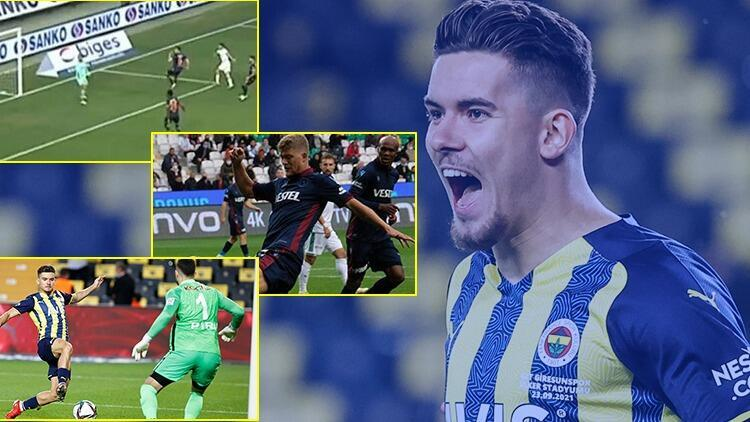 Son dakika: Süper Ligde erken gollerin haftası Fenerbahçe-Giresunspor maçında da oldu, rekorlar...