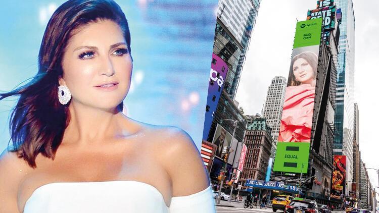 Sibel Can New Yorkta