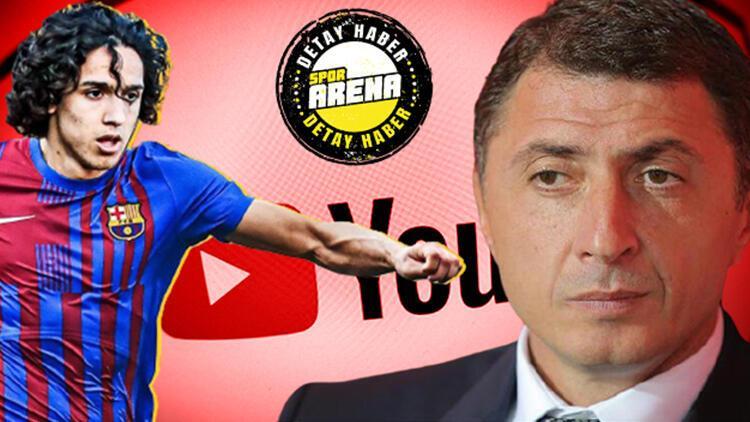 Son dakika: Barcelonaya transfer olan Emre Demirin film gibi hikayesi Şota Arveladze YouTube videosundan keşfedince...