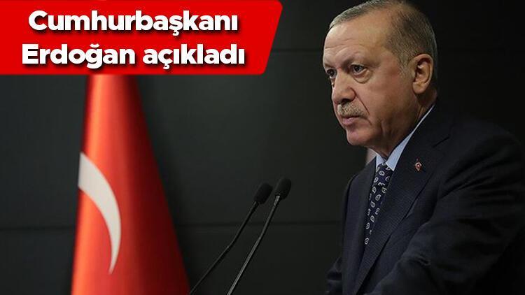 Cumhurbaşkanı Erdoğan açıkladı Türkiye ikinci ülke oldu Ekonomiye duyulan güvenin en somut örneği