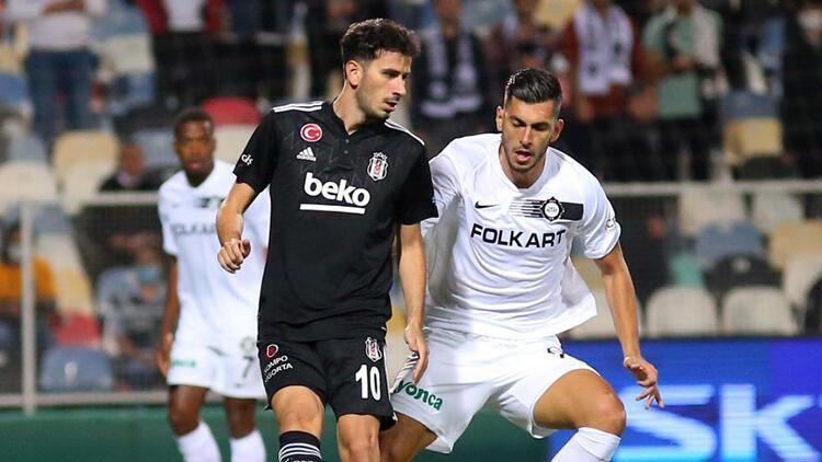 Altay 2-1 Beşiktaş (Maçın özeti ve golleri)