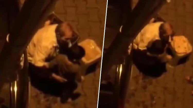 Güngörende sokak ortasında iki erkek çocuğuna taciz Şüpheli tutuklandı