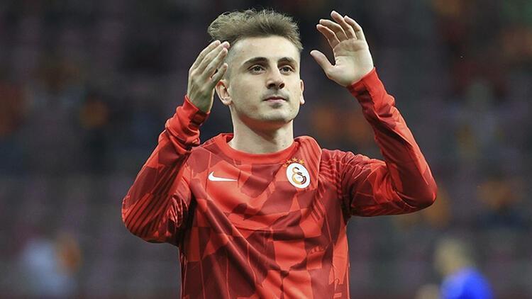 Son Dakika: Galatasarayda Kerem Aktürkoğluna dev talipler 3 Alman ekibi izleyecek...