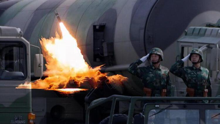 Çinden ortalığı karıştıran açıklama: İlk nükleer saldırıyı yapmaya hazır olmalıyız