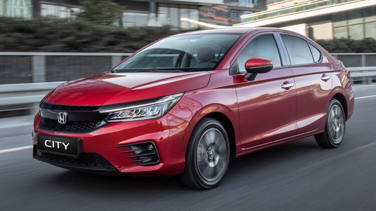 En ucuz otomatik vites Honda City satışa çıktı