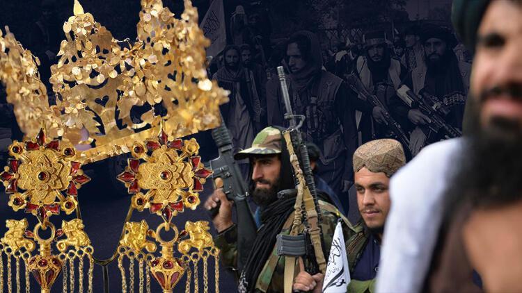 Bu hazineye paha biçilemiyor Taliban peşine düştü