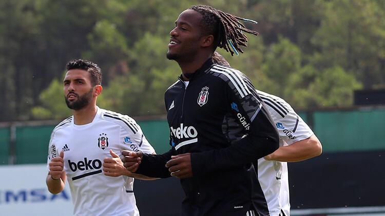 Son Dakika: Beşiktaşta 3 müjde birden Takımla birlikte çalıştılar...