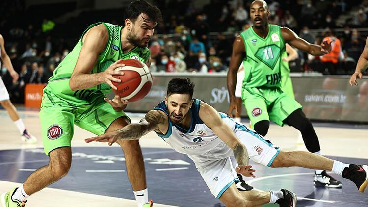 Basketbol Liginde açılış maçında zafer TOFAŞın