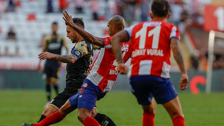 Antalyaspor 1 - 0 Öznur Kablo Yeni Malatyaspor (Maç özeti)