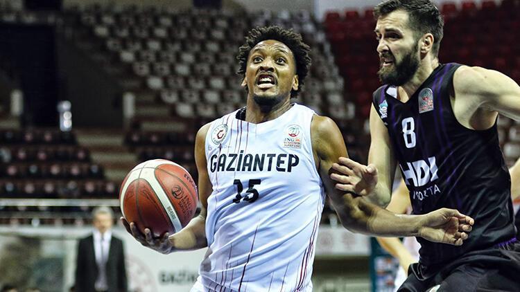 Gaziantep Basketbol 85-86 HDI Sigorta Afyon Belediyesi