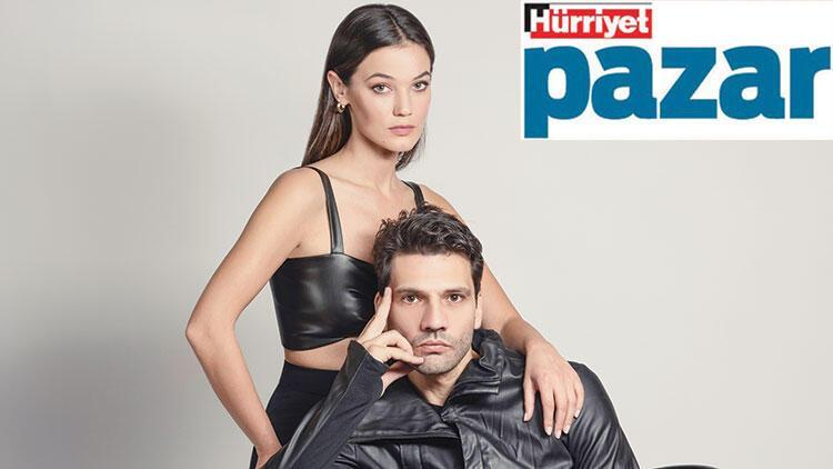 'Yargı'nın başrol oyuncuları Kaan Urgancıoğlu ve Pınar Deniz yeni dizilerini anlattı