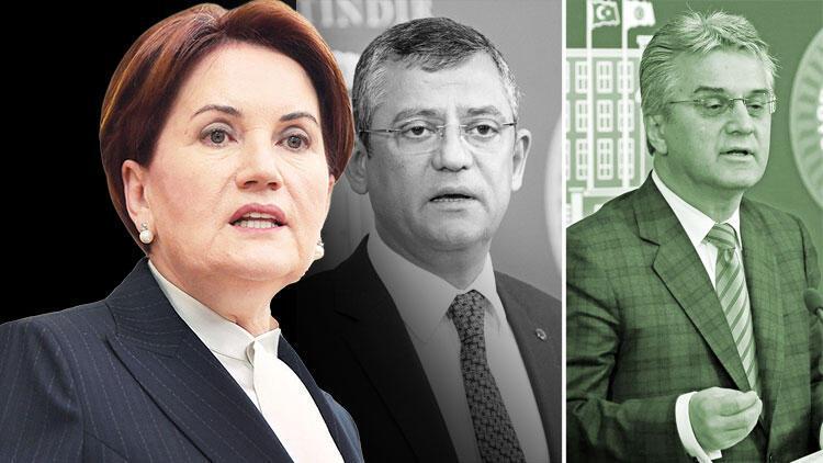 CHP'den Akşener'in başbakanlık çıkışına ilk yorum: 'İttifakın adayının kim olduğunu göstermez'