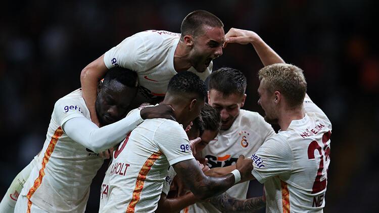 Galatasarayda Berkan Kutludan maç sonu yaş ortalaması yorumu Doğru değil