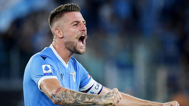 Roma derbisinde kazanan Lazio