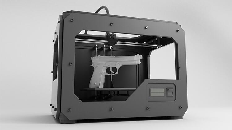 Avrupayı 3D silah korkusu sardı, Hollanda polisi soruşturma başlattı