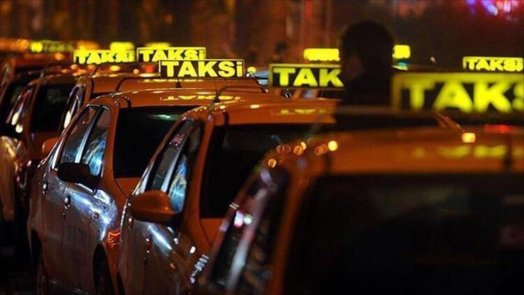 Son dakika... İçişleri Bakanlığından 81 il valiliğine taksi genelgesi