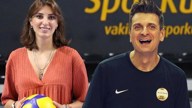 ÖZEL | Herkes voleybolcu olmak istiyor Koç Guidetti: Genç oyunculara tavsiyem...