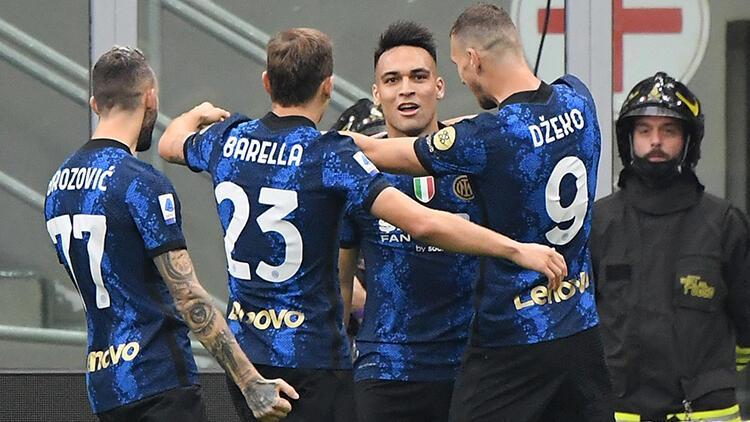 Serie Anın son şampiyonu Inter tarihi zarar açıkladı