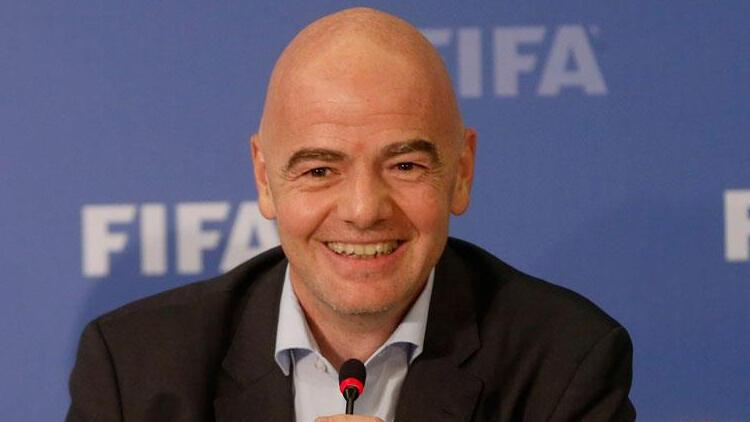 FIFA Başkanı Infantinodan Dünya Kupasında reform çağrısı